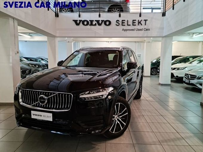 Volvo XC90 B5 (d) AWD Geartronic 7 posti business plus