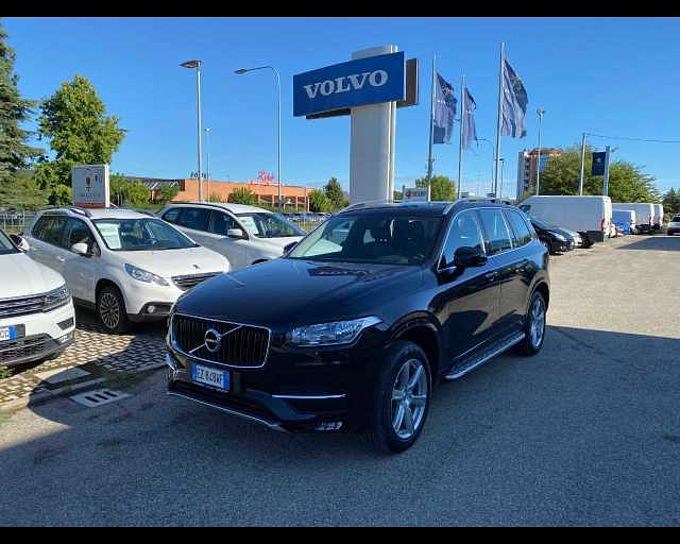 Volvo XC90 (2014--->) XC90 D5 AWD Geartronic Inscription
