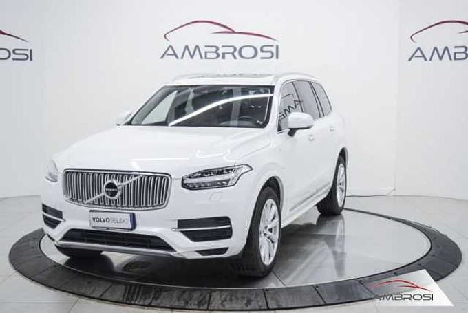 Volvo XC90 T8 TWIN EN INSCRIPTION 7 POSTI